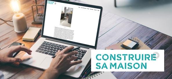 article de presse heiwa sur web magazine construire sa maison
