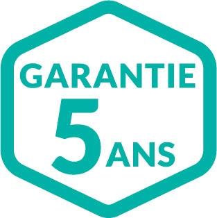 Logo Garantire Harmonie 5 ans