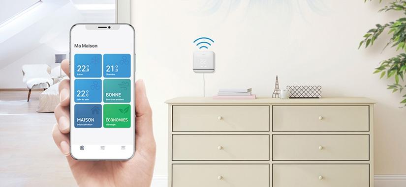 Visuel tado° - Thermostat Intelligent