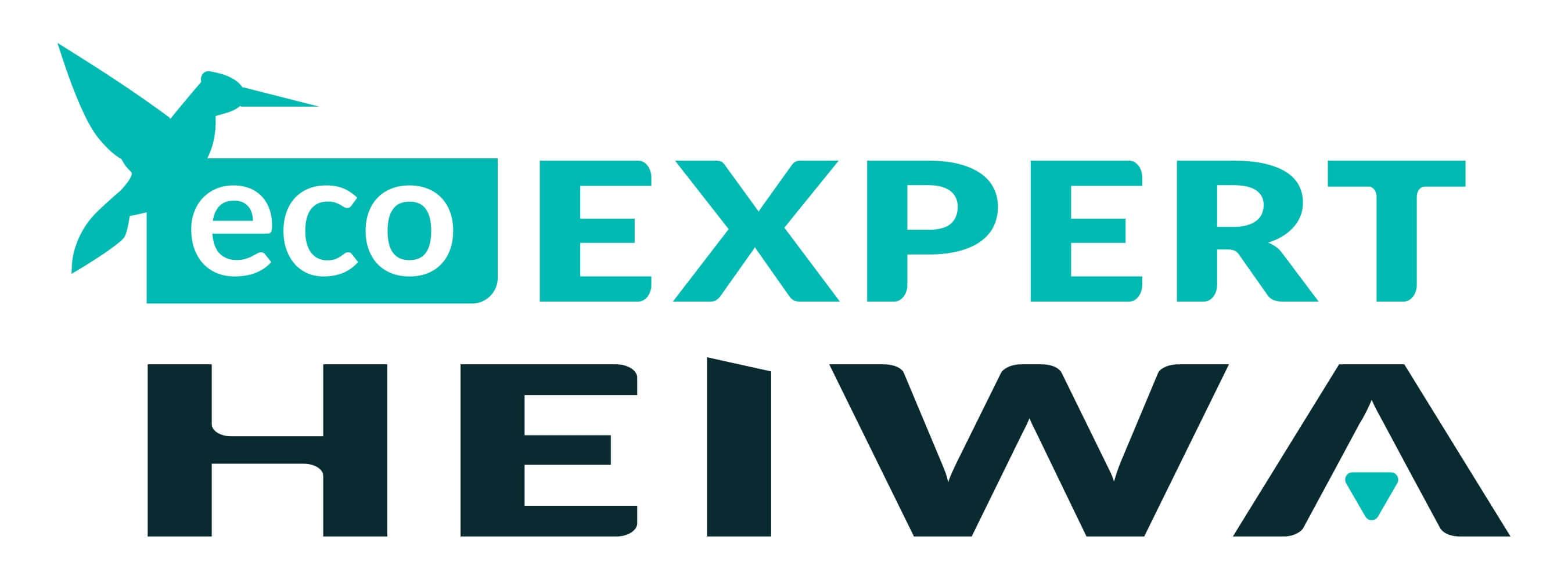 Logo eco-expert heiwa