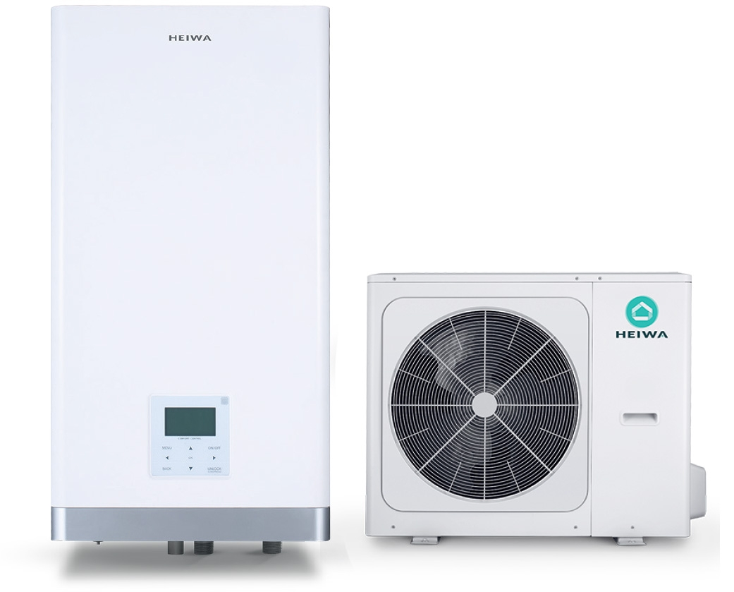 Pompe à chaleur air/eau bi-bloc premium hyoko max