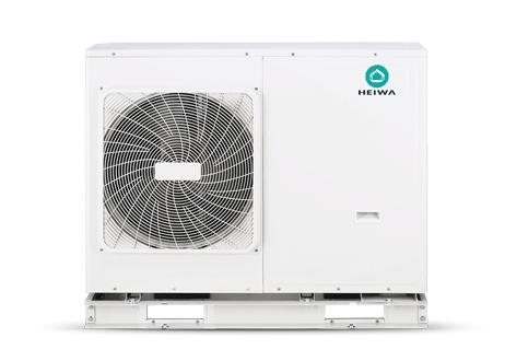 Pompe à chaleur air/eau monobloc