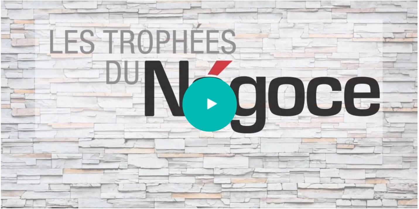 Visuel présentation Trophées du Négoce