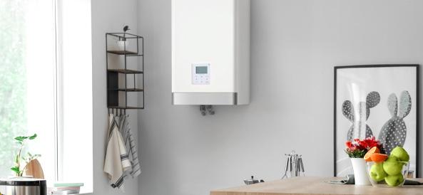 Pompe à chaleur air/eau dans la maison